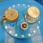 Mobilná nádrž na naftu TRASPO® 620 litrov -12V