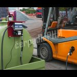Výdajná zostava na naftu HITECH 60 l/min-230V